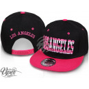 Snapback Cap Basecap USA US City LOS ANGELES