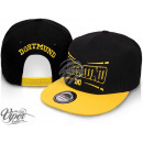 Großhandel Kopfbedeckung: Snapback Cap Basecap Baseballcap DORTMUND