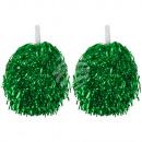 Cheerleader Pom Pom Party pompoms green