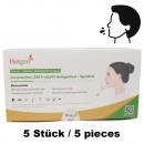HotGen Corona Antigen Schnell Test Spucktest 5er