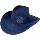 grossiste Jouets:Cowboy zigzag bleu foncé