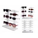 Brillendisplay Display für Sonnenbrillen Platz