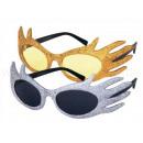 VIPER Fun Party Sonnenbrille Abstrakt