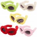 Großhandel Sonnenbrillen: VIPER Fun Party Sonnenbrille Plüsch Sonnenbrillen