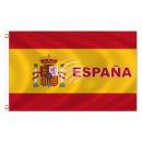 Fan Flag Flags Flags Spain