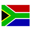 Flagge Südafrika Abmessung (BxH) 150 cm x 90 cm