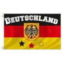 Fan Flag Flags Flags Germany