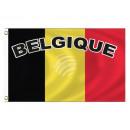 Fan Flag Flags Flags Belgium