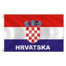 Fan Flag Flags Flags Croatia