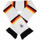 Scarf white Germany Flag with stripes