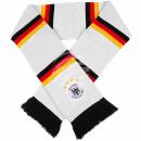 Schal weiss Deutschland Flagge mit Streifen