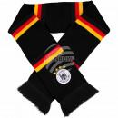 Scarf black with stripes flag Germany