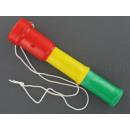 Fantröten Tröten Air Blaster rot gelb grün Ghana