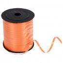 Geschenkband Dekoband orange satiniert ca. 228,6m
