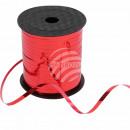 Geschenkband Dekoband rot glänzend ca. 228,6m