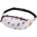 Beltbag Hipbag Emoticons white