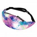 Marsupio Sportivo Borsetta Borsa galassia rosa