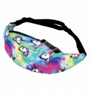 wholesale Travel Accessories: Beltbag Hipbag Unicorn Galaxy rainbow