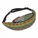 Belt bag Hipbag Aztec multicolor