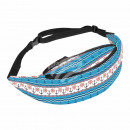 Belt Bag Hipbag Anchor Steering Wheels Blue