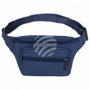 wholesale Travel Accessories: Belt Bag Hipbag Belly Bag Bumb Bag blue