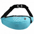 Belt Bag Hipbag Belly Bag Bumb Bag light blue
