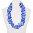Hawaii kettingen blauw