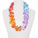 Hawaii Blumenkette classic mehrfarbig
