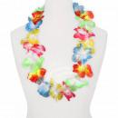 Maxi Hawaiian Flower Necklaces multicolor