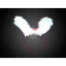LED rabbit ears white Design: Rabbit