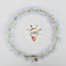 LED Haarkranz