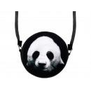 groothandel Handtassen: Rond Scene Handbag Design: Panda
