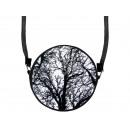 Großhandel Handtaschen: Runde Motiv-Handtasche Baum