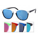 kids sunglasses Vintage Retro dual color