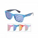VIPER Kinderbrille Sonnenbrille Retro Vintage Nerd