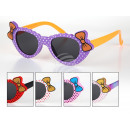 Großhandel Fashion & Accessoires: Sonnenbrille für Kinder *Schleifen*