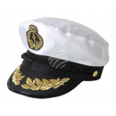 Captain hat hat captain carnival cap anchor