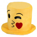 Carnival hat Emoticon Emoji Kiss