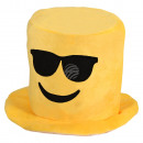 Carnival hat Emoticon Emoji cool