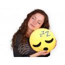 Hoofdkussen emoticon * slapen *