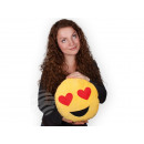 Cuscino emoticon * amore *
