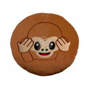 hurtownia Poduszki & koce: Poduszki emotikon Emotikon Con Monkey