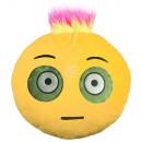 Kissen Emoticon Emotikon Punk Augenringe