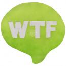groothandel Kussens & Dekens: Kussens Emoticon Emoticon WTF
