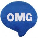 groothandel Kussens & Dekens: Kussens Emoticon Emoticon OMG