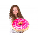 Donut Pillows * glaze pink * Ø 40 cm
