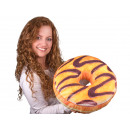 wholesale Cushions & Blankets: Donut Pillows * vanilla glaze * Ø 40 cm