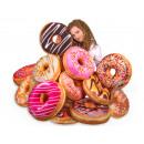 Donut cuscini di smistamento (24 pz.) Extra large
