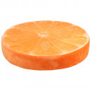 wholesale Cushions & Blankets: Design Motif Pillows Orange