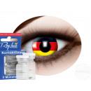 Weiche getönte Kontaktlinse Deutschland schwarz